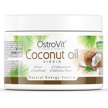 OstroVit Extra Virgin Coconut Oil 400 g