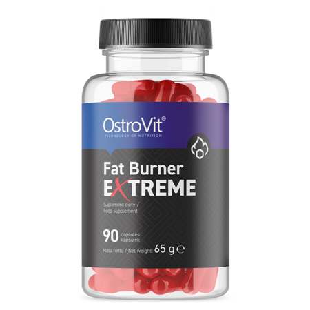 OstroVit Fat Burner eXtreme 90 caps