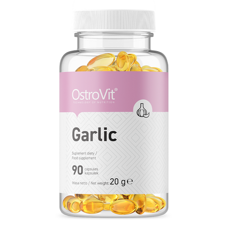 OstroVit Garlic 90 caps