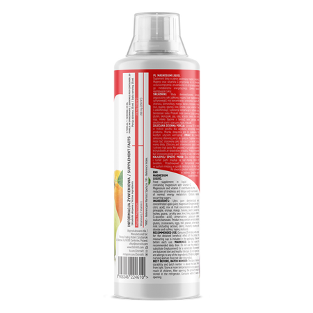OstroVit MAGNESIUM LIQUID 500 ml