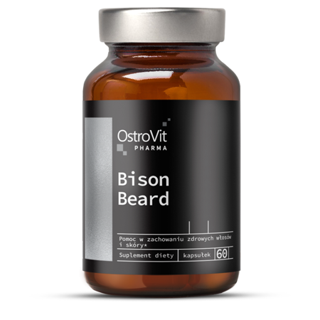 OstroVit Pharma Bison Beard 60 caps