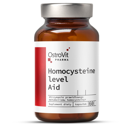 OstroVit Pharma Homocysteine Level Aid 60 caps