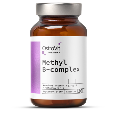 OstroVit Pharma Methyl B-Complex 30 caps