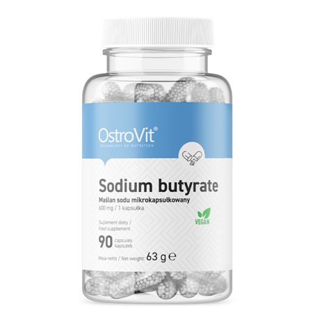 OstroVit Sodium Butyrate 90 caps